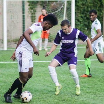 Футбольная команда «Техноваги»