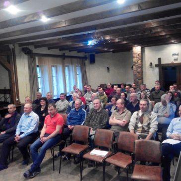 20-21 февраля состоялся выездной сименар-тренинг