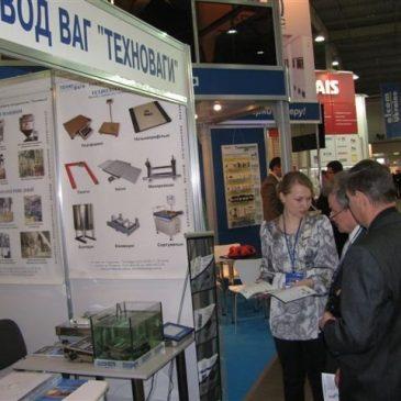 Международная выставка «Элком-2012»