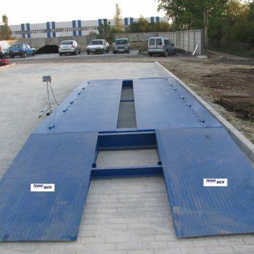Новая уникальная  разработка-весы Мобильные ТВА-60-14