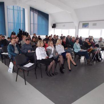 Навчальний семінар для дилерів