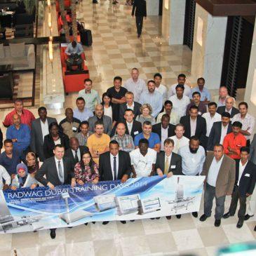 Семинар фирмы «Radwag» в Объединенных Арабских Эмиратах
