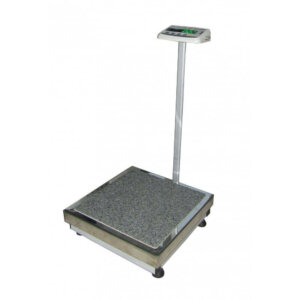 Medical scales without height meter