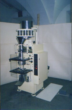 Автомат для пакування сипких продуктів до 1 кг