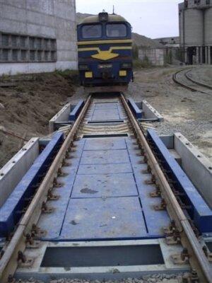 Модернізація вагонних ваг