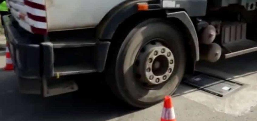 Роз'яснення щодо контрольних вагових комплексів на дорогах