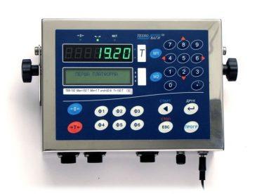 weighing terminal TWP-25