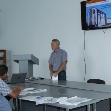 "TRAINING FOR EMPLOYEES OF ""UKRZALIZNYTSIA"""