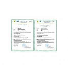 Сертифікати відповідності СЄ