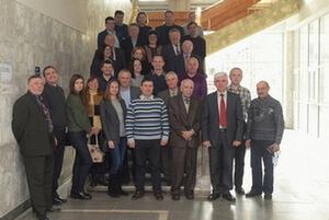 Заседание Технического комитета стандартизации ТК 156