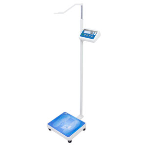 "Medical scales with height meter ""Radwag"""