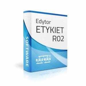Редактор етикеток R02