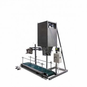 Фасувальна машина для сипучих продуктів у відкриті мішки до 50 кг