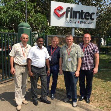 Экскурсия на завод «Flintec»