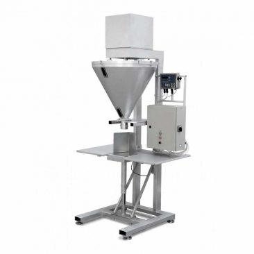 Фасувальна машина для борошна і аналогічних продуктів у відкриті мішки до 10 кг
