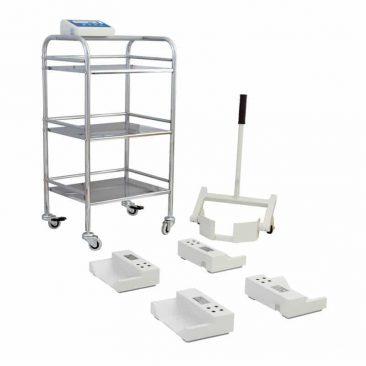 """Ваги-ліжко медичні WPT """"Radwag"""""""